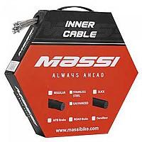 [해외]MASSI Cable Brake MTB Stainless Box 50 Pieces Grey