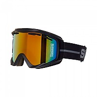 [해외]슈퍼드라이 Glacier Snow Matte Black / Revo Orange