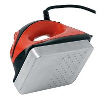 [해외]SWIX T71A Alpine Digital Iron X-Thick 220V 1000W 5663825 Red