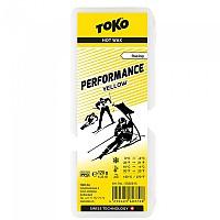 [해외]TOKO Performance Wax 120gr Yellow