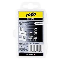 [해외]TOKO Hf Hot Wax 40gr Black