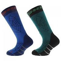 [해외]SINNER Spider Double Pack Blue / Green
