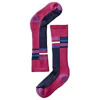 [해외]SMARTWOOL Wintersport Stripe Potion Pink