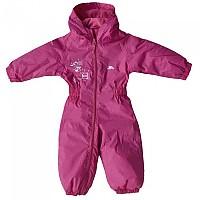 [해외]TRESPASS Dripdrop Rain Suit Child Signal Red