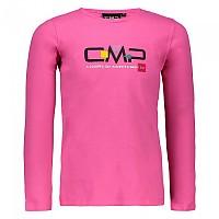 [해외]CMP Girl T-Shirt Hot Pink