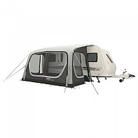 [해외]아웃웰 Bay 380A Caravan Awning White / Grey