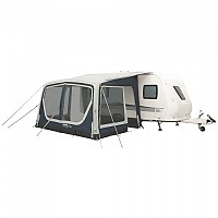 [해외]아웃웰 Tide 380SA Caravan Awning White / Blue