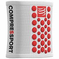 [해외]컴프레스포트 스웨트b앤드s 3D Dots White / Red