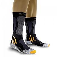 [해외]엑스 바이오닉 Mototuring Short Socks Black / Anthracite