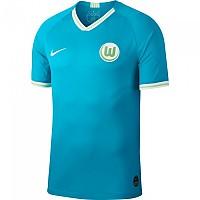 [해외]나이키 VFL Wolsfburg Away Breathe Stadium 19/20 Chlorine Blue / White