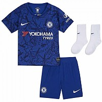 [해외]나이키 Chelsea FC Home Breathe Kit 19/20 Rush Blue / White