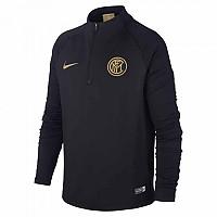 [해외]나이키 Inter Milan Dry Strike Drill 19/20 Black / Black / Truly Gold