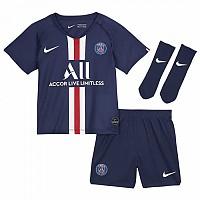 [해외]나이키 Paris Saint Germain Home Breathe Kit 19/20 Infant Midnight Navy / White