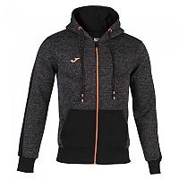 [해외]조마 Jacket Hooded Melange / Black / Orange