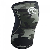 [해외]REHBAND RX Knee Sleeve 7 mm Camo / Black