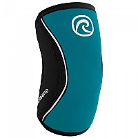 [해외]REHBAND RX Elbow Sleeve 5 mm Teal / Black