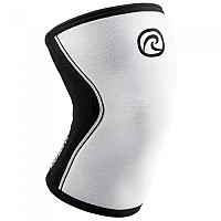 [해외]REHBAND RX Knee Sleeve 5 mm White
