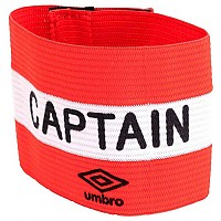 [해외]엄브로 Velcro Captains Armand Red / Black