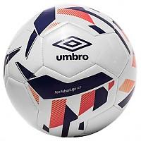 [해외]엄브로 Neo Futsal Liga White / Spectrum Blue / Bright Marigold / Teaberry