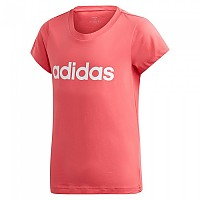 [해외]아디다스 Essentials Linear Real Pink / White