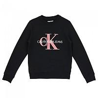 [해외]캘빈클라인 JEANS Logo Sweatshirt Black