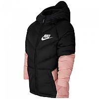 [해외]나이키 Sportswear Down Black / Bleached Coral / Black / White