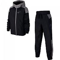[해외]나이키 Sportswear Winterized Black / Gunsmoke / White