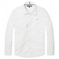 [해외]타미힐피거 KIDS Poplin Bright White