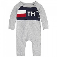 [해외]타미힐피거 KIDS Baby Coverall Grey Heather