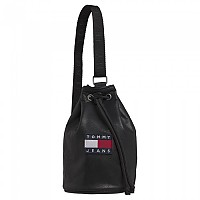 [해외]타미힐피거 Heritage Small Le Sling Bag Black