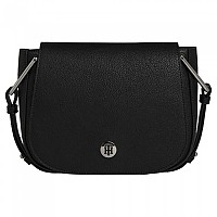 [해외]타미힐피거 SPORTSWEAR Core Saddle Bag Black