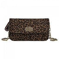 [해외]타미힐피거 SPORTSWEAR Soft Turnlock Mini Crossover Pnt Leopard