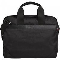 [해외]타미힐피거 SPORTSWEAR Elevated Nylon Computer Bag Black