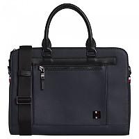 [해외]타미힐피거 SPORTSWEAR Coated Canvas Slim Comp Bag Navy
