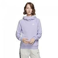 [해외]나이키 Sportswear Essential Funnel Lavender Mist / White