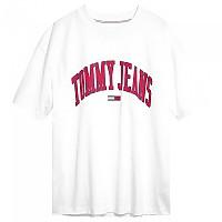 [해외]TOMMY JEANS Collegiate Logo Classic White