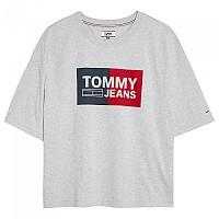 [해외]TOMMY JEANS Box Logo Light Grey Heather