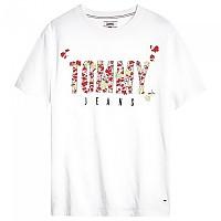 [해외]TOMMY JEANS Floral Logo Classic White