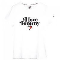 [해외]TOMMY JEANS Phrase Classic White
