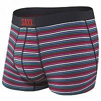 [해외]SAXX 언더웨어 Vibe Trunk Black Witty Stripe