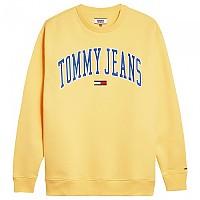 [해외]TOMMY JEANS Clean Collegiate Crew Aspen Gold