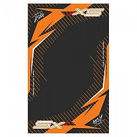 [해외]HURLY Mat SX 100x160 cm Black / Orange