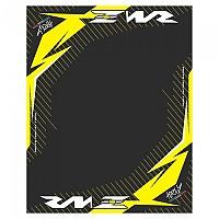 [해외]HURLY Mat RMZ 160x200 cm Black / Yellow