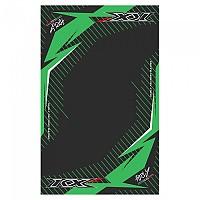 [해외]HURLY Mat KXF 100x160 cm Black / Green