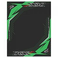 [해외]HURLY Mat KXF 160x200 cm Black / Green