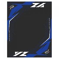 [해외]HURLY Mat YZ 80x100 cm Black / Blue