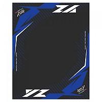 [해외]HURLY Mat YZ 160x200 cm Black / Blue