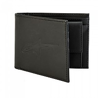 [해외]알파인스타 Ageless Leather Wallet Black