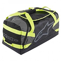 [해외]알파인스타 Goanna Duffle Bag Black Anthracite Yellow Fluo
