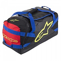 [해외]알파인스타 Goanna Duffle Bag Black Blue Red Yellow Fluo